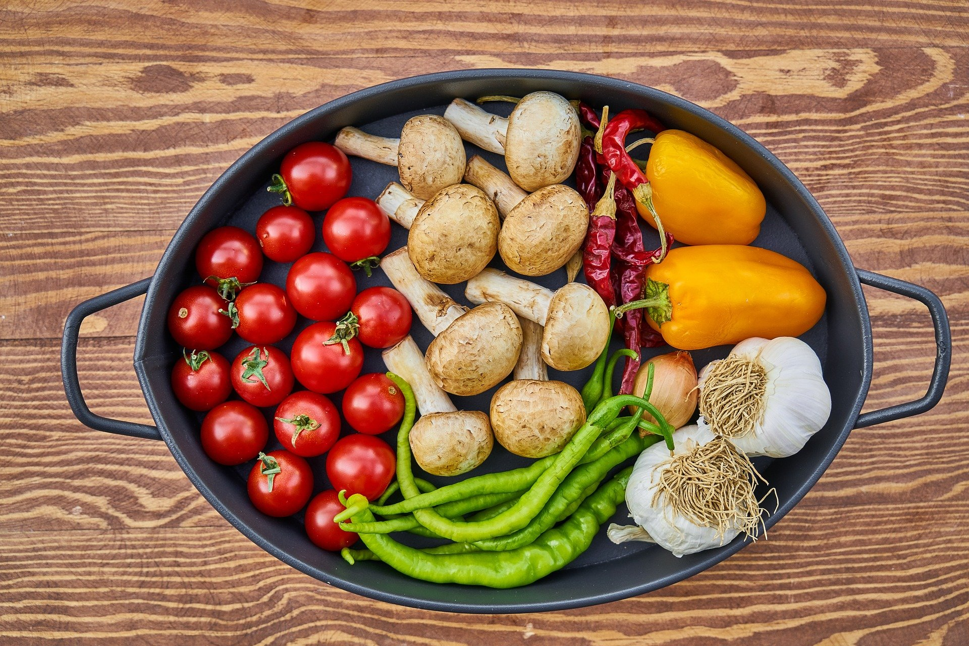 Alimentação saudável aumenta a imunidade